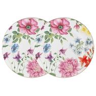 Anna Lafarg Primavera Набор из 2-х обеденных тарелок Шарм 27см, фарфор - арт.AL-05A9-DP-P4, фото 1