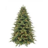 Triumph Tree Искусственная елка Королевская Премиум 168 ламп 155см зеленая - арт.73197, фото 1