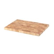 Разделочная доска Continenta, каучуковое дерево, цвет натуральный 35*25*2 см - арт.013.040701.011, фото 1