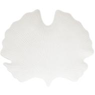 Easy Life (R2S) Блюдо-листок (гинкго) сервировочное (белый) Мадагаскар 35х29см, фарфор - арт.EL-R2052_LEWH, фото 1