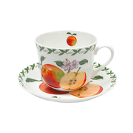 Чайная пара Maxwell & Williams Яблоко, 0.48л, костяной фарфор - арт.MW637-PB8105, фото 1