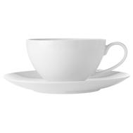 Чайная пара Maxwell & Williams Белая коллекция, 0,4 л, фарфор - арт.MW504-FX0139, фото 1