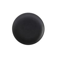 Тарелка закусочная Maxwell & Williams Икра (чёрная), 20см, фарфор - арт.MW602-AX0067, фото 1