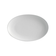 Тарелка овальная малая Maxwell & Williams Икра (белая), 25х16см, фарфор - арт.MW602-AX0243, фото 1