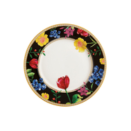 Тарелка десертная (чёрный) Maxwell & Williams Contessa, 19.5см, фарфор - арт.MW496-HV0028, фото 1