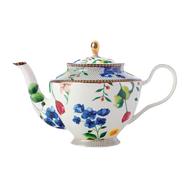Чайник с ситечком (белый) Maxwell & Williams Contessa, 1.0л, фарфор - арт.MW496-HV0049, фото 1