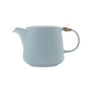 Чайник с ситечком 0.6л Maxwell & Williams Оттенки (голубой), 0.6л, фарфор - арт.MW580-AY0291, фото 1