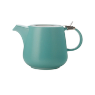 Чайник с ситечком 0.6л Maxwell & Williams Оттенки (аквамарин), 0.6л, фарфор - арт.MW580-AY0324, фото 1