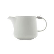 Чайник с ситечком 0.6л Maxwell & Williams Оттенки (белый), 0.6л, фарфор - арт.MW580-AY0290, фото 1