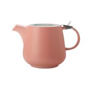 Чайник с ситечком 0.6л Maxwell & Williams Оттенки (коралл), 0.6л, фарфор - арт.MW580-AY0325, фото 1