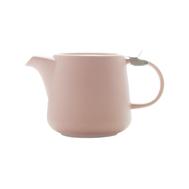 Чайник с ситечком 0.6л Maxwell & Williams Оттенки (розовый), 0.6л, фарфор - арт.MW580-AY0293, фото 1