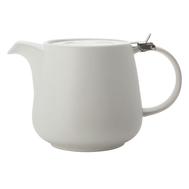 Чайник с ситечком 1.2л Maxwell & Williams Оттенки (белый), 1.2л, фарфор - арт.MW580-AY0298, фото 1