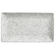 Блюдо прямоугольное Maxwell & Williams Икра (пепел), большое, 34.5х19.5см, фарфор - арт.MW602-AX0180, фото 1