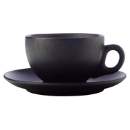 Чайная пара Maxwell & Williams Икра (чёрная), 0.25л, фарфор - арт.MW602-AX0355, фото 1