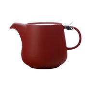 Чайник с ситечком Maxwell & Williams Оттенки (бордо), 0.6л, фарфор - арт.MW580-AY0419, фото 1