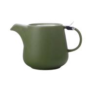 Чайник с ситечком Maxwell & Williams Оттенки (оливковый), 0.6л, фарфор - арт.MW580-AY0420, фото 1