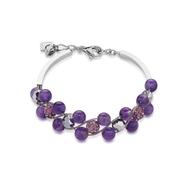 Coeur de Lion Браслет Purple, фото 1