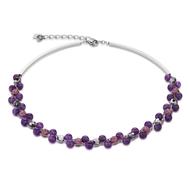 Coeur de Lion Колье Purple, фото 1