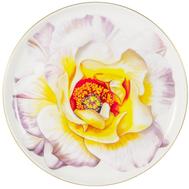 Anna Lafarg Emily Тарелка закусочная Kamelia 19см, костяной фарфор - арт.AL-804K-E11, фото 1