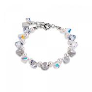 Coeur de Lion Браслет Crystal-Silver, фото 1