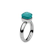 Qudo Кольцо Firenze london blue 17.8 мм, фото 1