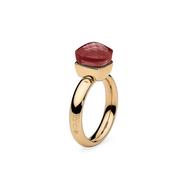 Qudo Кольцо Firenze ruby 17.2 мм, фото 1