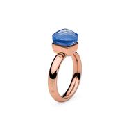 Qudo Кольцо Firenze light sapphire 17.2 мм, фото 1