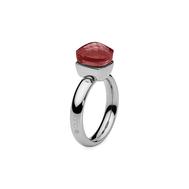 Qudo Кольцо Firenze ruby 17.8 мм, фото 1
