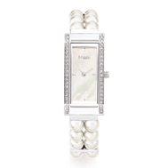 Misaki Часы наручные женские Delight Pearl White, фото 1