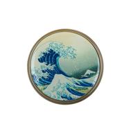 Clara Bijoux Брошь «Большая волна в Канагаве», фото 1
