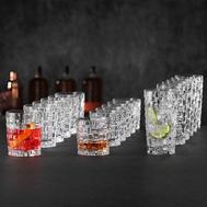 Набор хрустальных стаканов Nachtmann Bossa Nova 18шт - арт.103000, фото 1