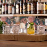 Набор для коктейлей Nachtmann Tastes Good, низкие стаканы - 9 предметов - арт.103145, фото 1