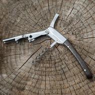 Нож сомелье Legnoart Pinot Wenge - арт.AW-WF-4DX, фото 1