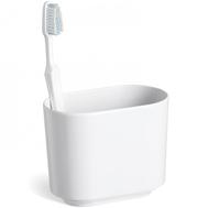 Стакан для зубных щеток Umbra Step, белый - арт.023836-660, фото 1