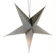 Led светильник подвесной EnjoyMe Star, серебристый, 60см - арт.en_ny0063, фото 1