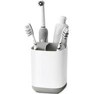Стакан для зубных щеток Joseph Joseph EasyStore, белый-серый - арт.70509, фото 1