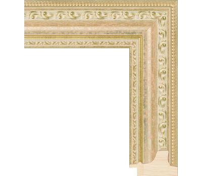 Деревянный багет NA003.1.190, ш: 5.2см в: 3.5см, фото 1
