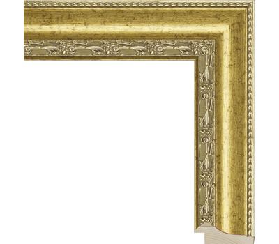 Деревянный багет NA010.1.024, ш: 4.7см в: 2см, фото 1