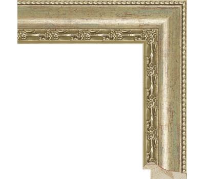 Деревянный багет NA010.1.025, ш: 4.7см в: 2см, фото 1
