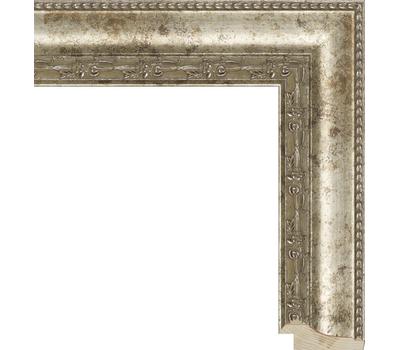 Деревянный багет NA010.1.027, ш: 4.7см в: 2см, фото 1