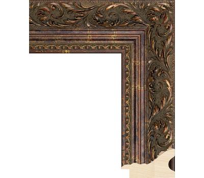 Деревянный багет NA013.2.241, ш: 5.7см в: 4.1см, фото 1