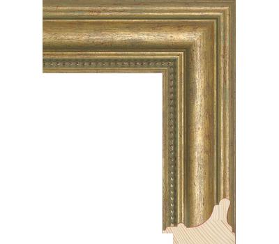 Деревянный багет NA016.1.053, ш: 5.6см в: 4см, фото 1