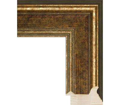Деревянный багет NA018.0.212, ш: 6.7см в: 3.6см, фото 1