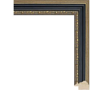 Деревянный багет NA019.1.303, ш: 3.2см в: 2.2см, фото 1