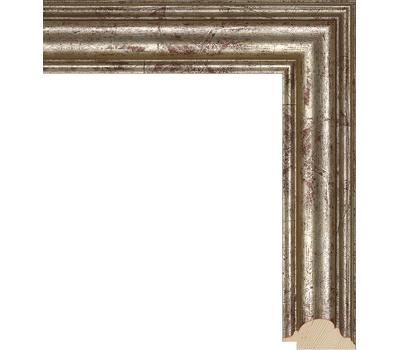 Деревянный багет NA022.0.044, ш: 4.2см в: 2.2см, фото 1