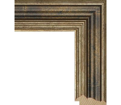 Деревянный багет NA026.0.058, ш: 5.7см в: 2.2см, фото 1