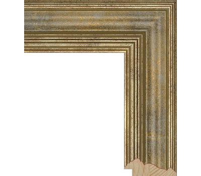 Деревянный багет NA026.0.067, ш: 5.7см в: 2.2см, фото 1