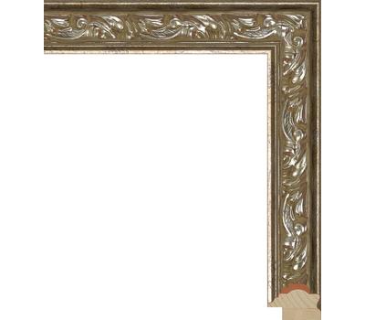 Деревянный багет NA032.1.065, ш: 3.2см в: 2.8см, фото 1