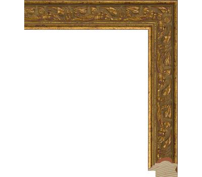 Деревянный багет NA032.1.078, ш: 3.2см в: 2.8см, фото 1