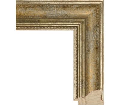 Деревянный багет NA035.1.085, ш: 5.6см в: 3.2см, фото 1